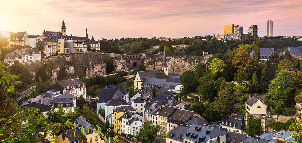 Luxembourg financial news
